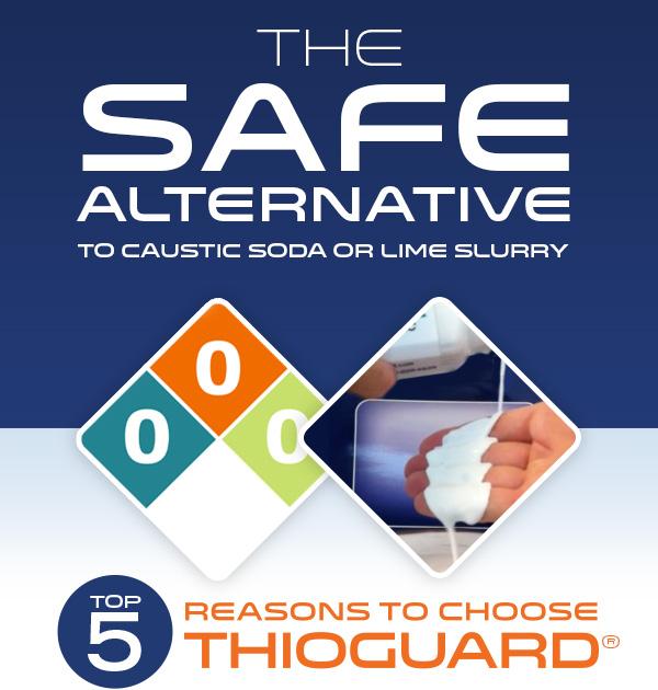 Thioguard® TST: The Safe Alternative